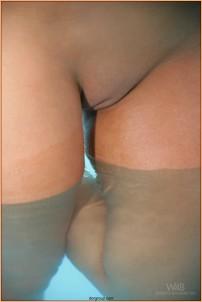 эротическое фото бритой киски