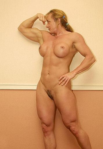 Женщины мускулистые порно фото