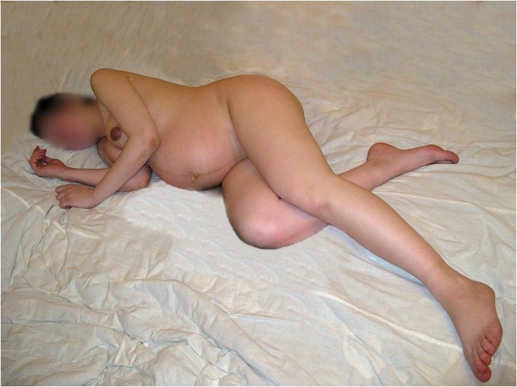 частные фото беременых