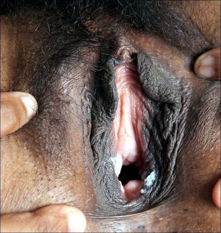 Фото черных вагин