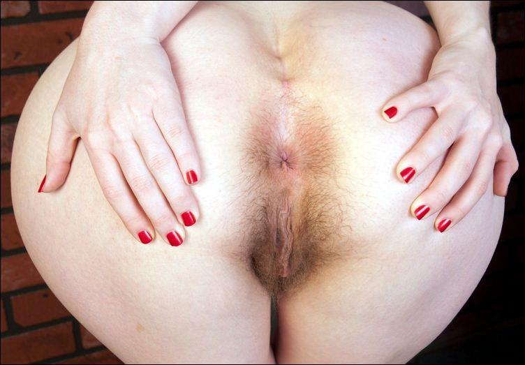 волосатые жопы крупным планом фото