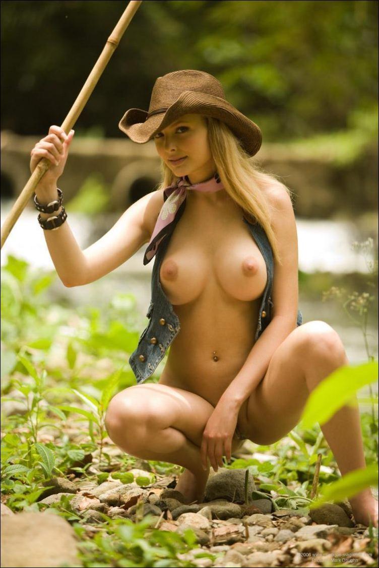 ковбойские мотивы в эротике